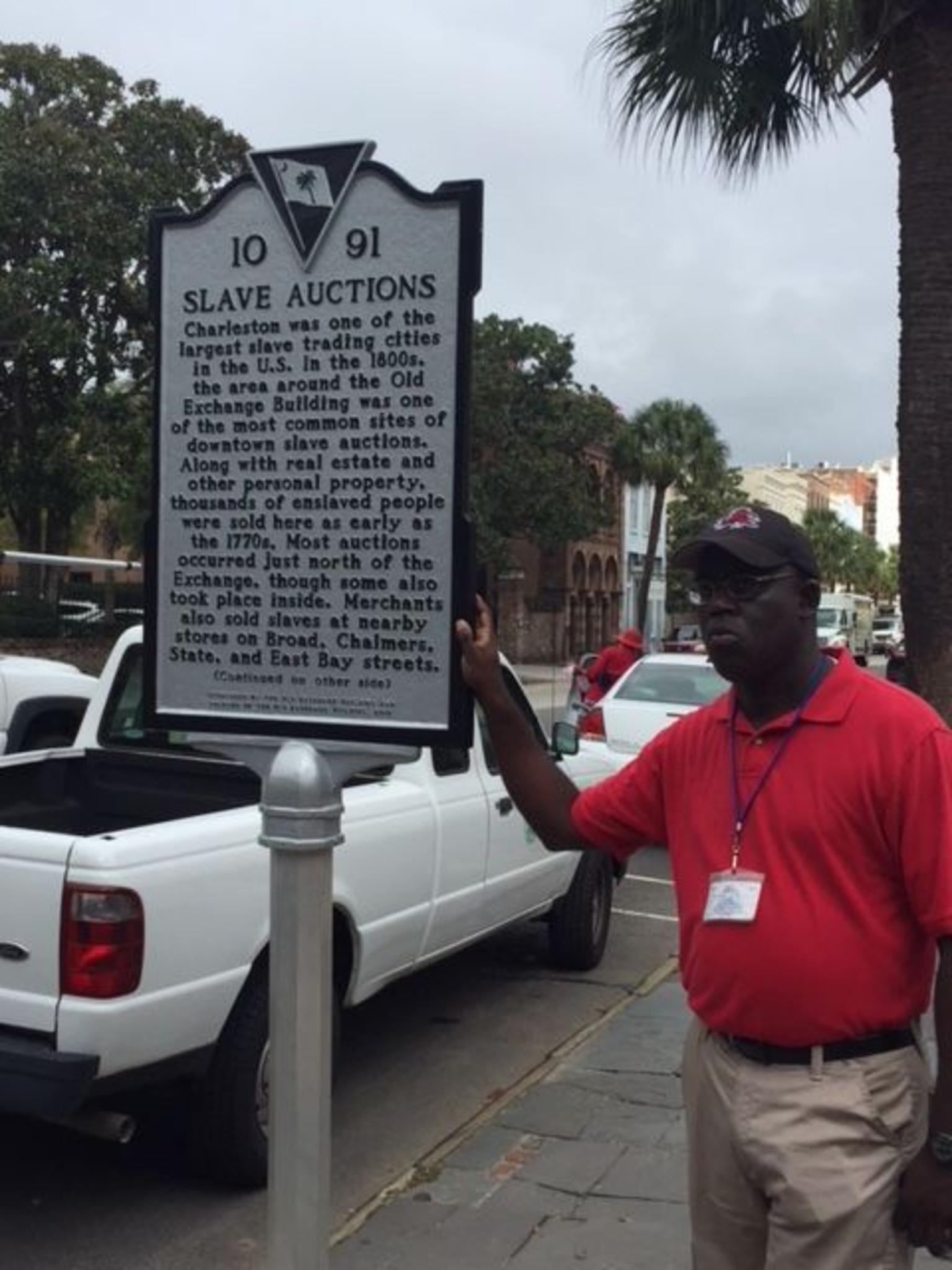 MAIS FOTOS, Lost Stories of Black Charleston Walking Tour
