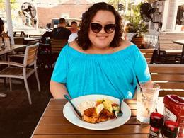 Lunch at the Flying Monkey - great Wahoo!! , Kassie D - November 2017