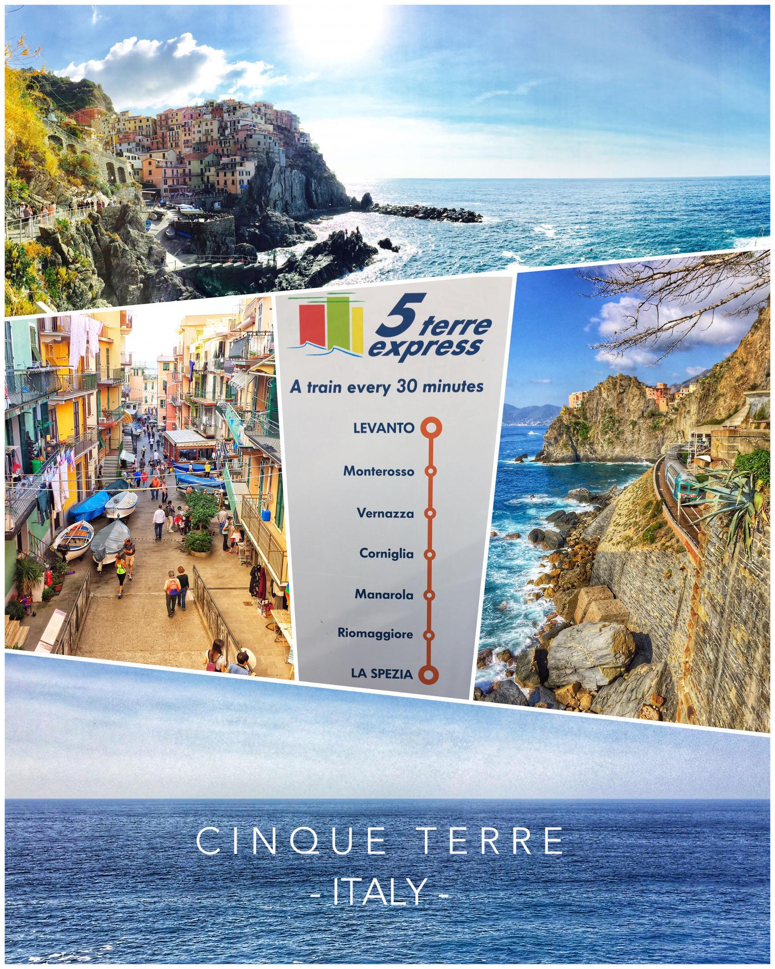 MÁS FOTOS, Escapada turística de un día a Cinque Terre desde Milán