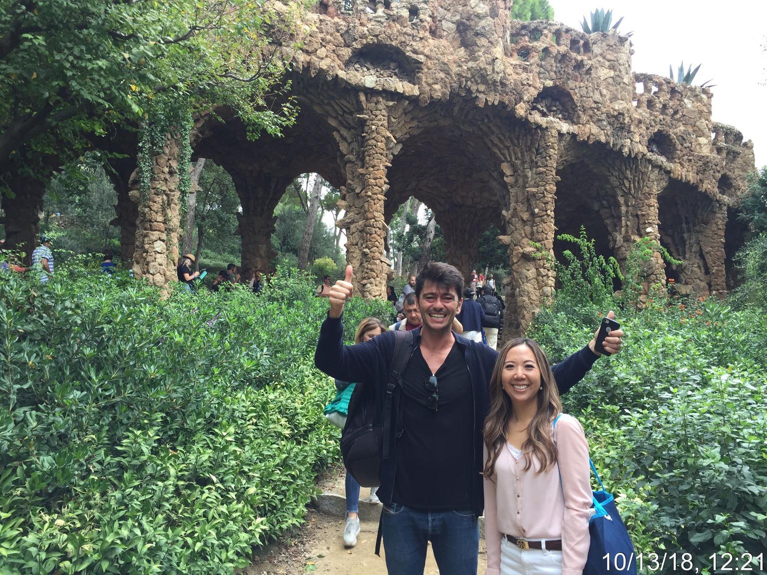 MÁS FOTOS, Recorrido guiado de día completo con acceso Evite las colas: Sagrada Familia, Parque Güell y La Pedrera