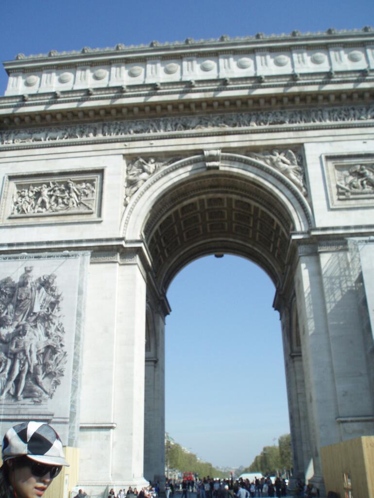 Arch de triomphe - Paris