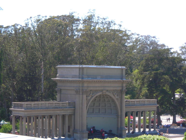 Bandshell in the Music Concourse View from Rooftop.JPG - San Francisco