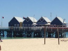 Busselton Jetty , Kierrra - February 2014