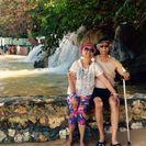 Cruzeiro de Catamarã em Chukka para as Cataratas do Rio Dunn saindo de Ocho Rios ou Montego Bay, Montego Bay, JAMAICA