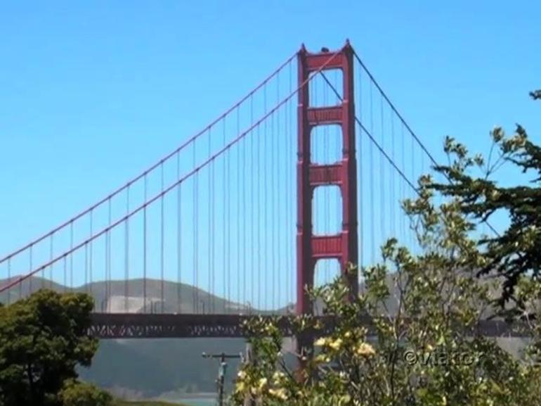 Golden Gate Bridge, San Francisco - San Francisco