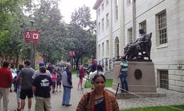 Harvard Univeristy, Boston, June 2012 , Maya Ram V - August 2012