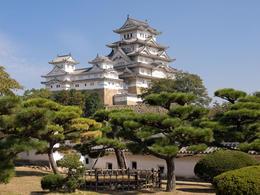Himeji Castle, Kyoto - November 2011