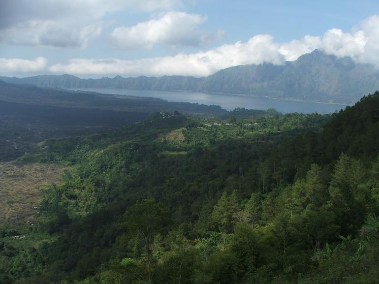 Kintamani Lake - Bali
