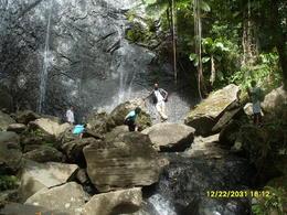 La Coca Falls , Sean E T - March 2013