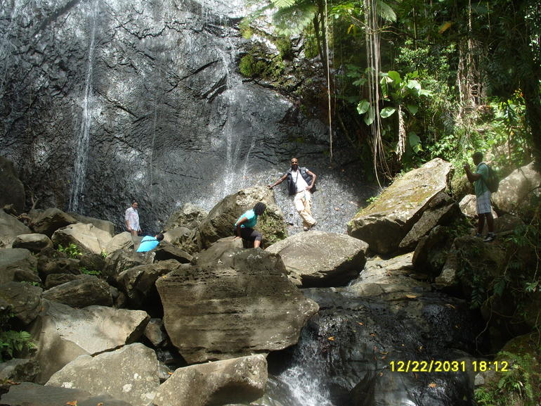 La Coca Falls - San Juan