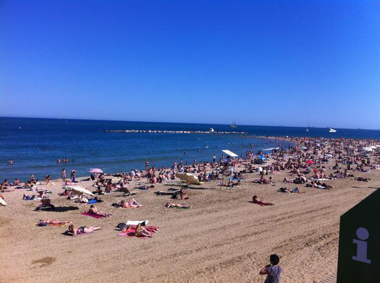 Mediterranean Sea - Barcelona