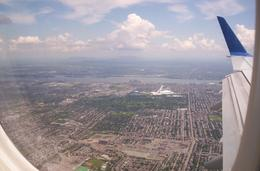 Montreal View from the air., Viktor B - August 2008