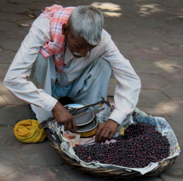 open air markets - New Delhi