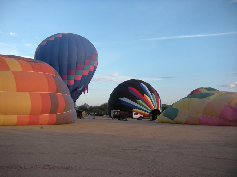 Other balloons - Phoenix
