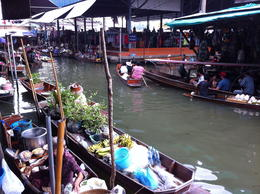 Floating Markets, Asha & Brock - July 2013