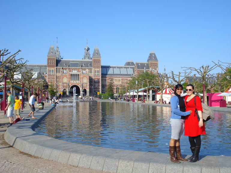 Rijksmuseum, Amsterdam - Amsterdam