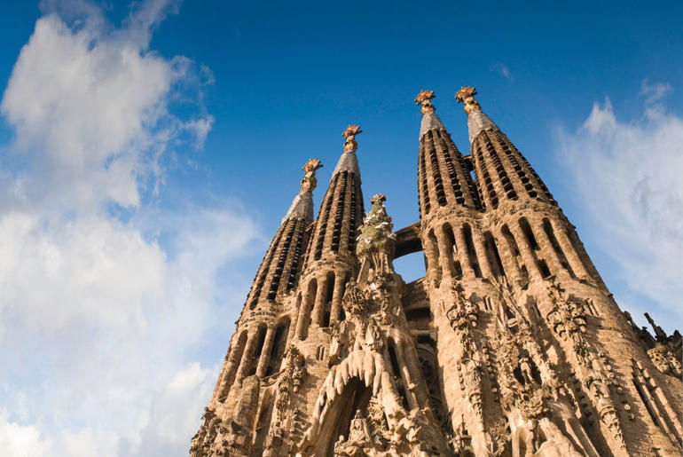 Sagrada Familia, Barcelona - Barcelona
