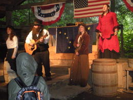 Liarsville Saloon Show , mary L - September 2016