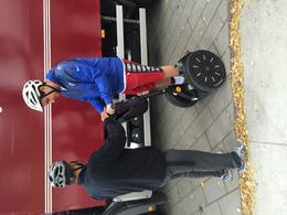 Segway Berlin Tour , cryssi.cc - June 2014