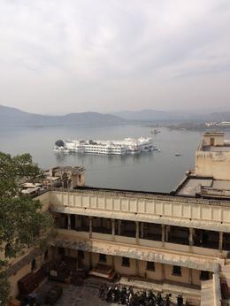 Clicked from City Palace , sanjay - February 2013