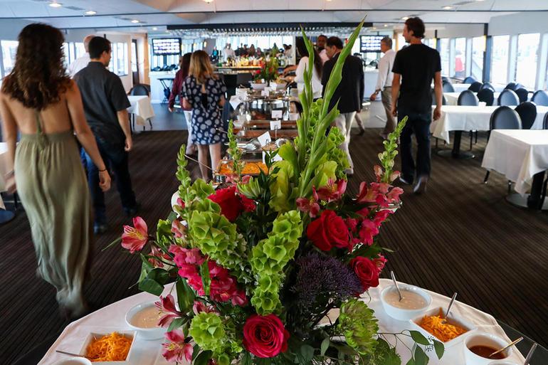 San Francisco Supper Club Buffet Dinner Cruise