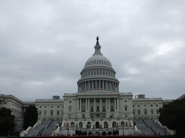 The Capitol Building - Washington DC