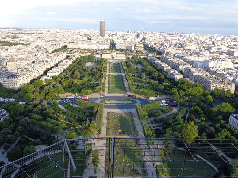 The Champ de Mars - Paris