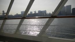 This pic was taken from our ship, the Symphony II., Martha W - March 2010