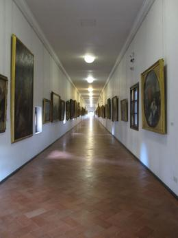 Inside the Corridor. - May 2009