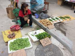 Street Merchant in Guangzhou. , anilveeraraj - February 2017