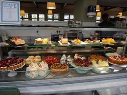 Choices for treats at coffee , Susan H - March 2017