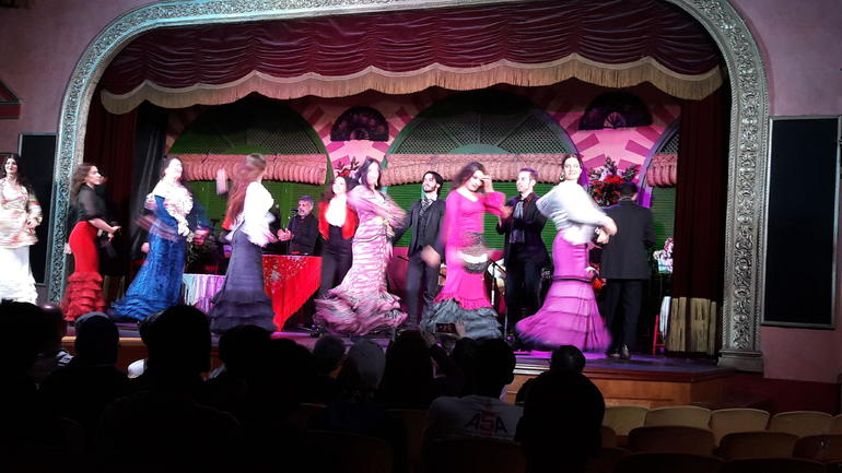 Seville Night Tour with Tablao Flamenco Show photo 8