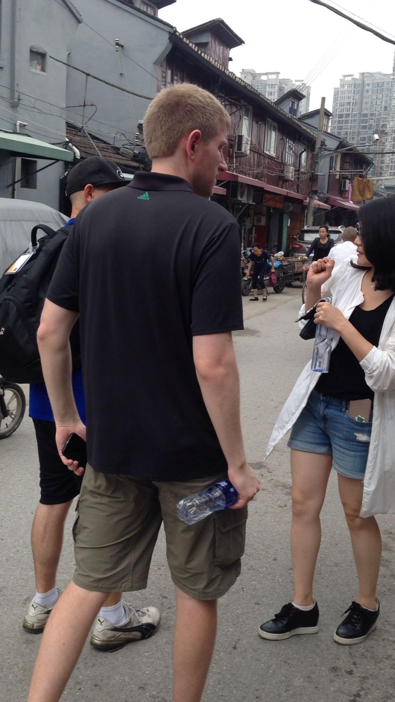 MÁS FOTOS, Walking Through the Hidden Door of Shanghai Old Town
