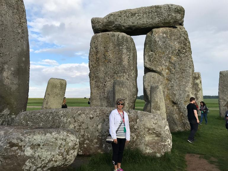 Stonehenge Inner Circle Access Day Trip from London Including Windsor photo 15