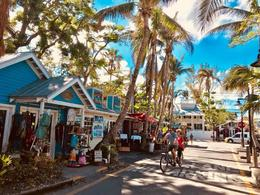 Little Shops near drop off point. , Kassie D - November 2017