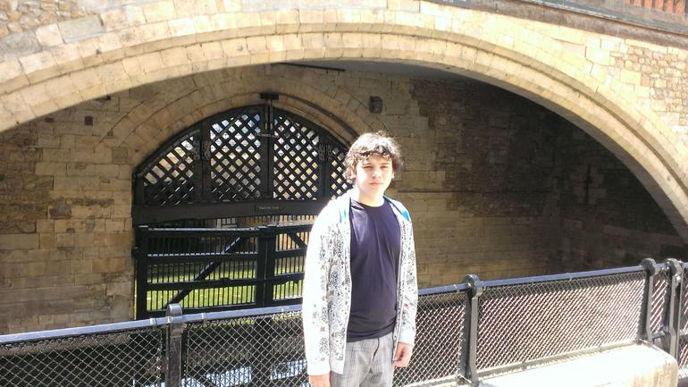 At Traitor's Gate - London