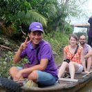 Excursión de un día al delta del Mekong con clase de cocina y visita al mercado flotante de Cai Be, Ho Chi Minh, VIETNAM