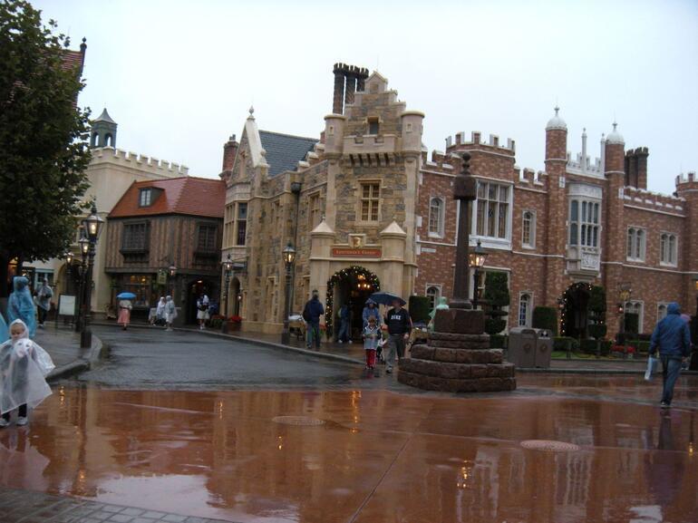England - Orlando