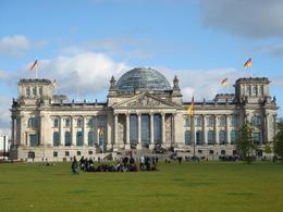 Reichstag, Krishnan Vaitheeswaran - October 2008