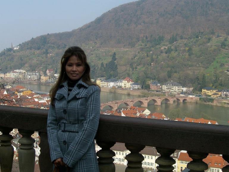 Heidelberg Castle - Frankfurt