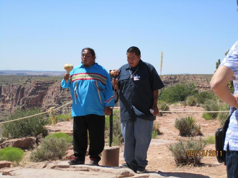 Hualapai Indians - Las Vegas