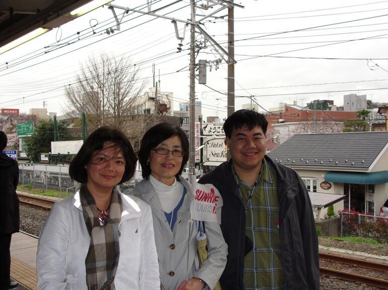 Kamakura Train Station - Tokyo