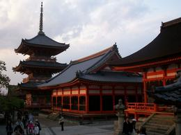 Kiyomizu Temple - Beautiful temple grounds, Eric H - October 2009