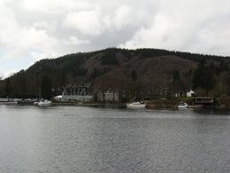 View from Windermere looking down towards Bowness., Gerald P - April 2010