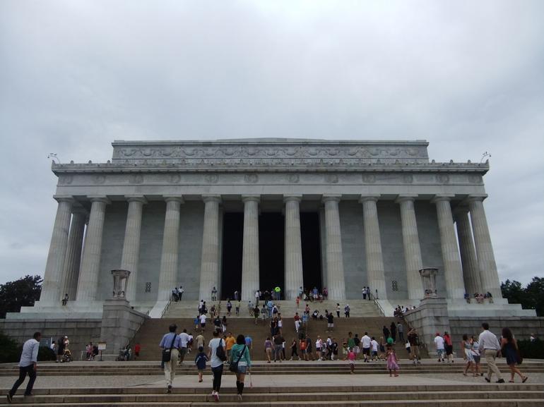 Lincon Memorial - Washington DC