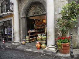 Lemoncello, lemon soaps, pottery , STEFANIE S - June 2015