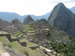 View of Machu Picchu., Bandit - December 2010