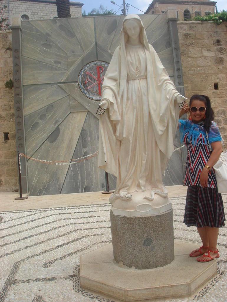 NAZARETH - Jerusalem