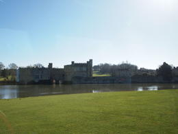Leeds Castle, Rachel - March 2014