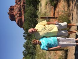 Brief stops at Red Rocks and in Sedona , Denise C - July 2015